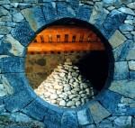 Refuge d'art - Andy Goldsworthy - Les Thermes - Digne-les-Bains